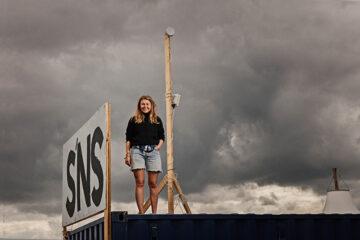 Frivillig eventleder for Roskilde Festival Højskole