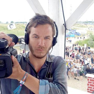Frivillig dokumentarist for Roskilde Festival Højskole