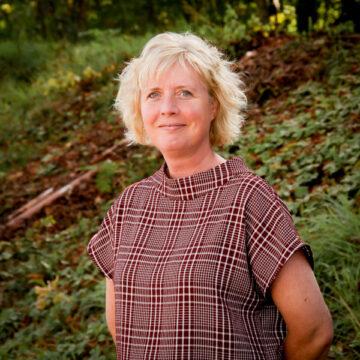 Karina Helbo er forretningsfører på Roskilde Festival Højskole