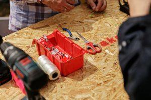 På Digital Maker arbejder vi med teknologi i praksis.