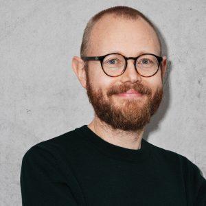 Morten Ernlund, underviser i kunst på Roskilde Festival Højskole