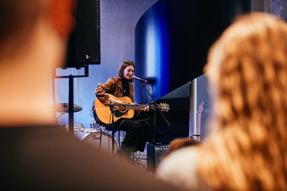Sangskrivning | Sommerkursus i musik på Roskilde Festival Højskole