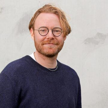 Anders Colstrup Hvass, underviser i ledelse på Roskilde Festival Højskole